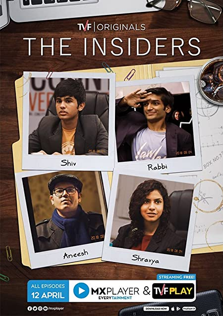 The Insiders (2019–) Hindi WEB-DL - 480P | 720P - x264 - 300MB | 700MB - Download & Watch Online  Movie Poster - mlsbd