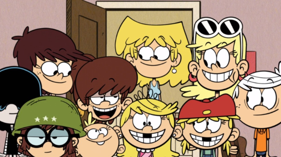 loud house april fools rules episode