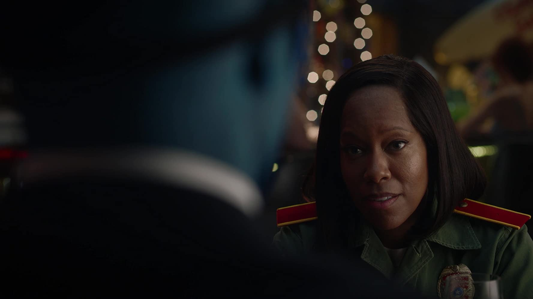 Regina King in Watchmen (2019)
