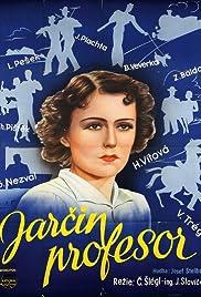 Jarcin profesor Poster
