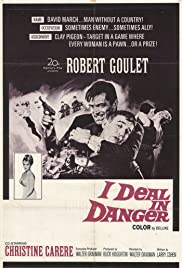 I Deal in Danger Poster