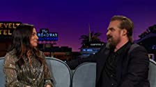 Pamela Adlon/David Harbour/Wallows