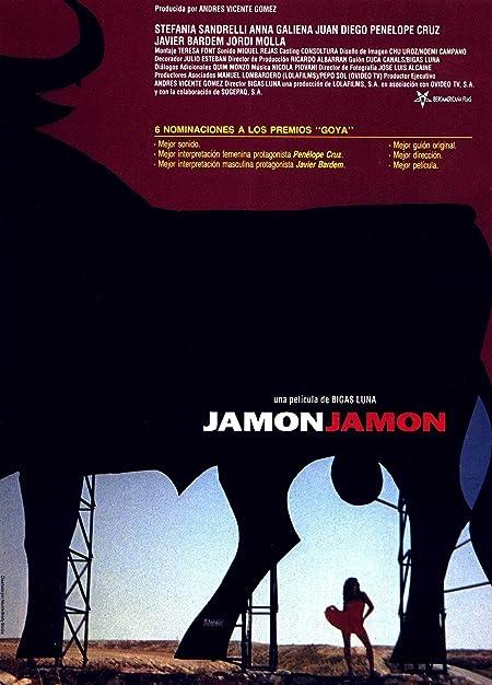[18+] Jamón, Jamón (1992) Spanish 720p Blu-Ray x265 AAC