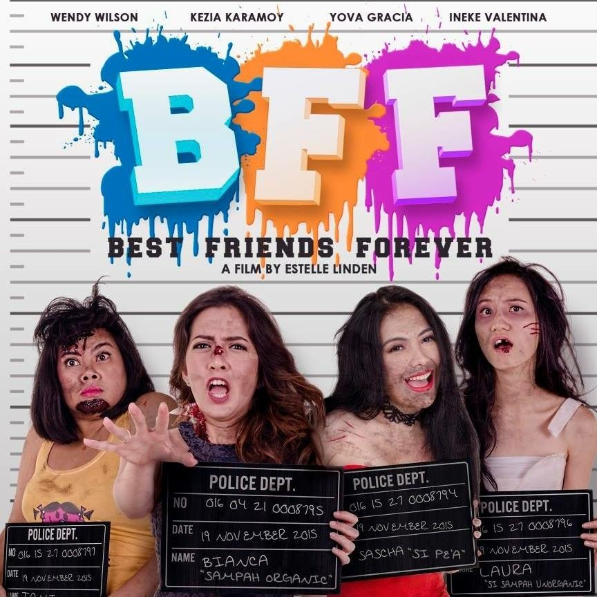 BFF Best Friends Forever (2017)