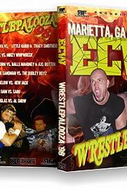 ECW Wrestlepalooza Poster