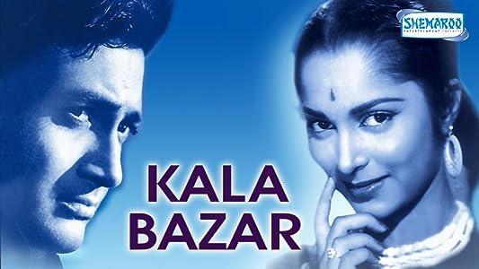 New movies english free download Kala Bazar India [1280x720]