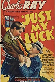 Charles Ray in Just My Luck (1935)