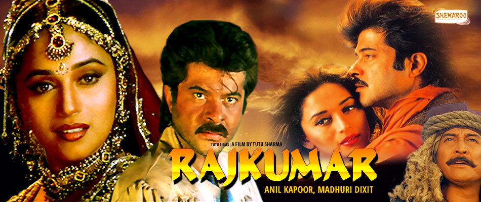 Rajkumar 1996 Hindi Movie JC WebRip 400mb 480p 1.2GB 720p 4GB 8GB 1080p