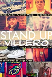 Stand Up Villero Poster