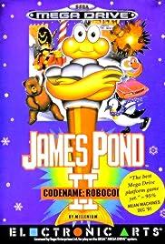 James Pond II: Codename Robocod Poster