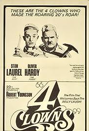 4 Clowns(1970) Poster - Movie Forum, Cast, Reviews