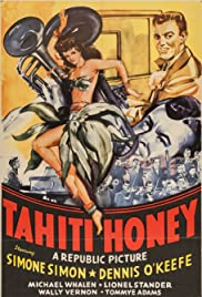 Tahiti Honey Poster