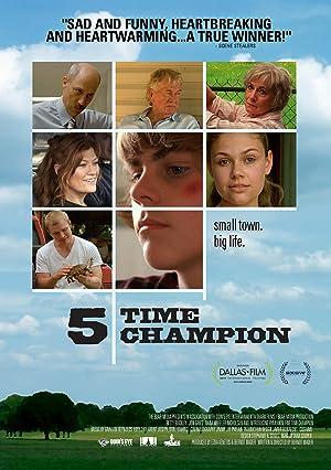 5 Time Champion 2011 10