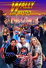 Wally Got Wasted Poster