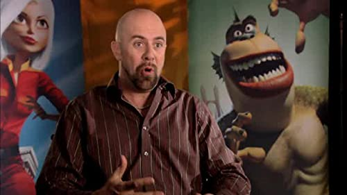 Monsters Vs. Aliens: First Look