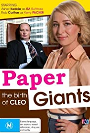 Paper Giants: The Birth of Cleo Poster