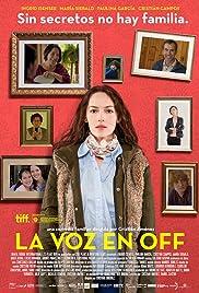 La Voz en Off Poster