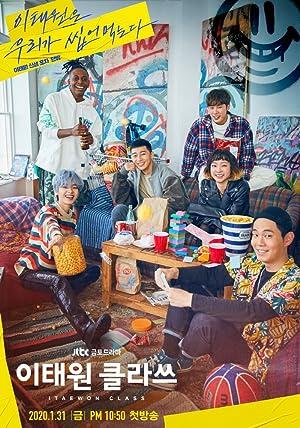 Itaewon Class : Season 1 Complete NF WEB-DL HEVC 720p | GDRive | 1DRive | MEGA | Single Episodes