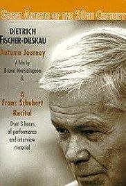 Dietrich Fischer-Dieskau: Autumn Journey Poster