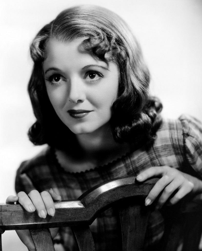 Janet Gaynor in Ladies in Love (1936)