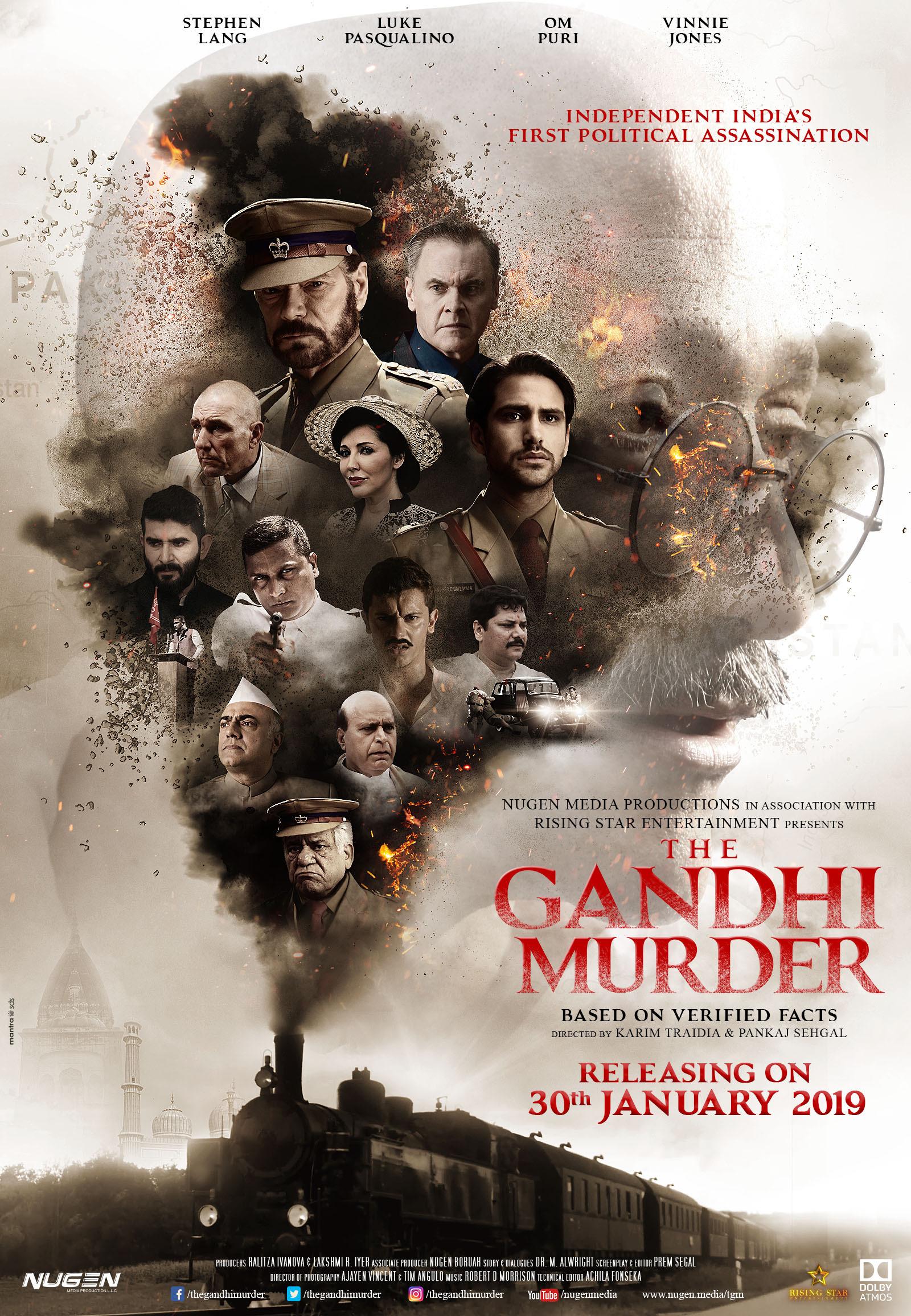 Image result for gandhi murdered movie