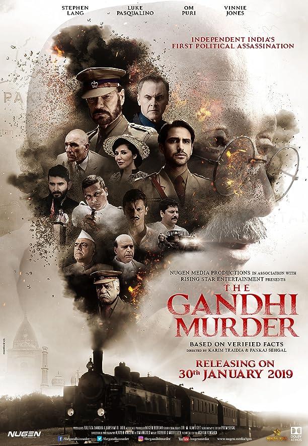 The Gandhi Murder (2019) English 720p HEVC HDRip  x265 AAC ESubs (600MB) Full Movie Download