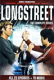 Longstreet Poster - TV Show Forum, Cast, Reviews