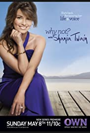 Why Not? With Shania Twain Poster
