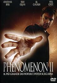 Phenomenon II Poster - Movie Forum, Cast, Reviews