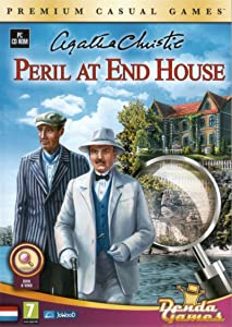 Tune movies Agatha Christie: Peril at End House by Jane Jensen [Bluray]