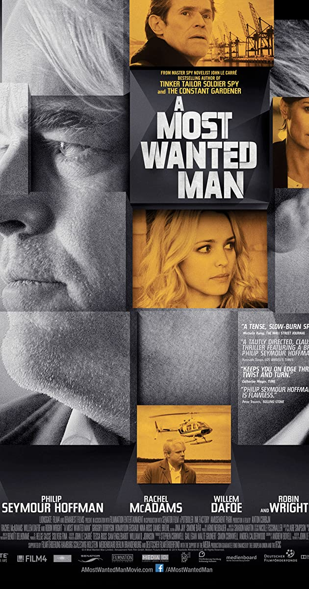Truy Nã Gắt Gao – A Most Wanted Man (2014)