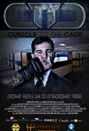 Cubicle to the Cage Poster