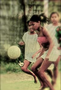Primary photo for Shadow Game: Women, Girls and Soccer