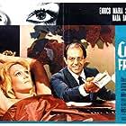 Rada Rassimov and Enrico Maria Salerno in A cuore freddo (1971)