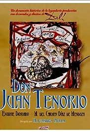 Don Juan Tenorio Poster