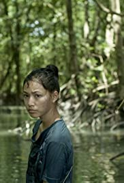 Girl in the Water Poster