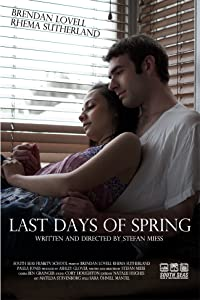 Video download new movie Last Days of Spring by none [4K2160p]