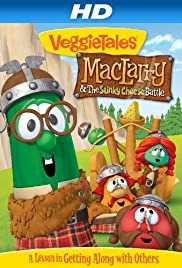 VeggieTales: MacLarry & the Stinky Cheese Battle Poster
