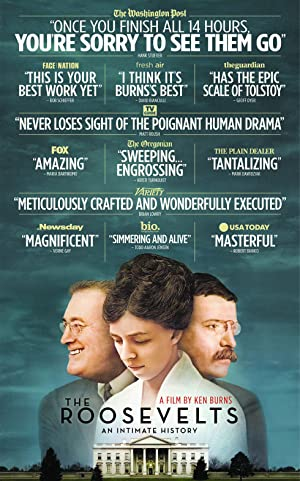 Where to stream The Roosevelts: An Intimate History