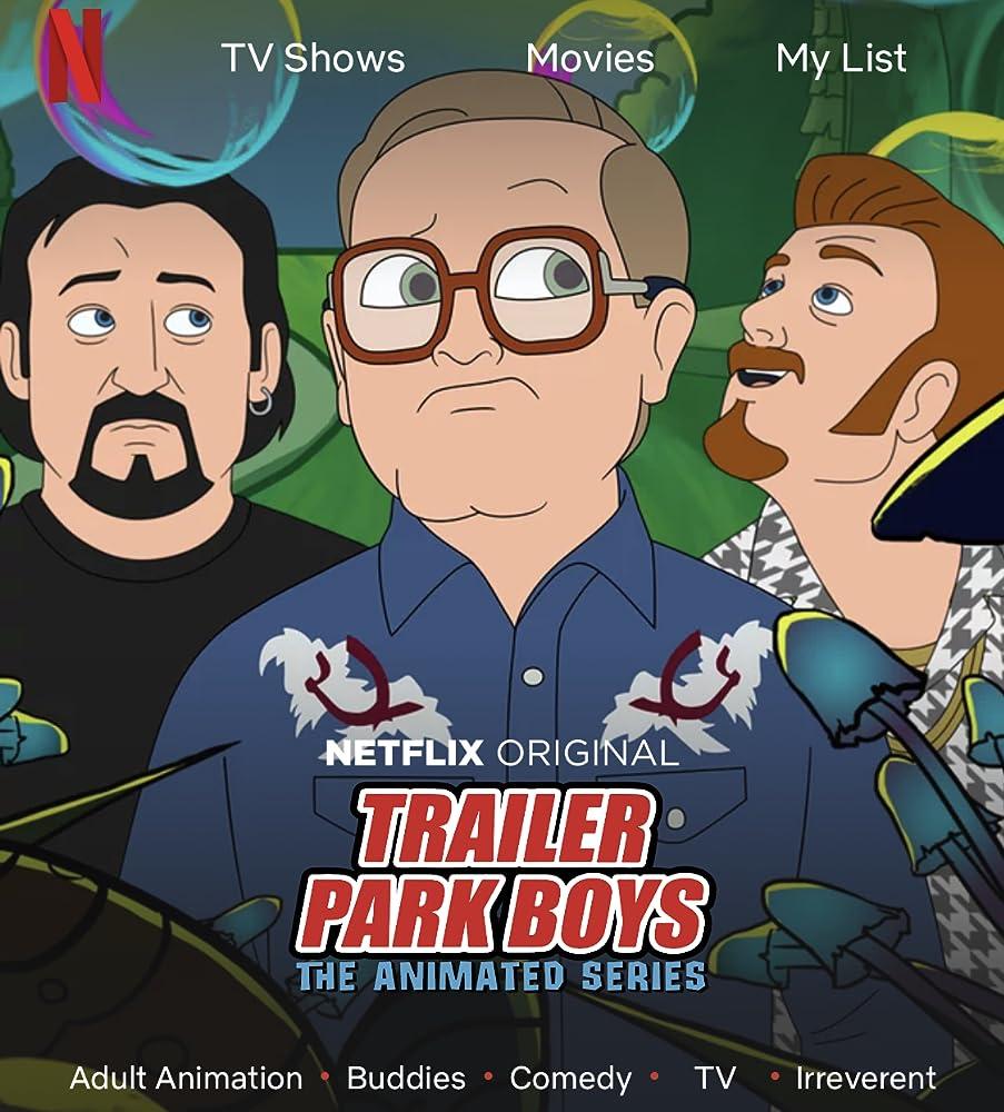 拖車公園男孩:動畫世界 (第2季)   awwrated   你的 Netflix 避雷好幫手!