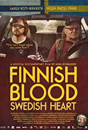 Finnish Blood Swedish Heart Poster