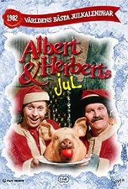 Albert & Herberts julkalender Poster - TV Show Forum, Cast, Reviews
