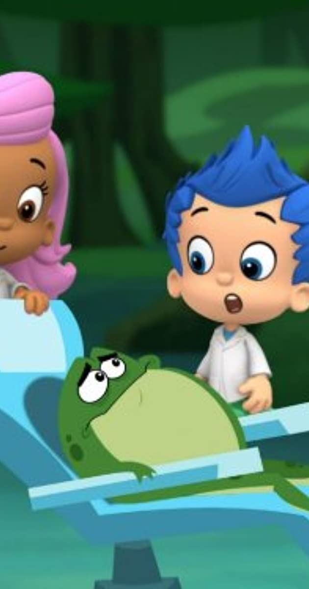 Bubble Guppies A Tooth On The Looth Tv Episode 2012