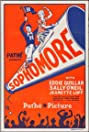 The Sophomore (1929) Poster