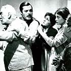 Marcello Mastroianni and Odoardo Spadaro in Divorzio all'italiana (1961)