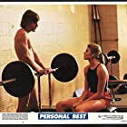 Mariel Hemingway and Kenny Moore in Personal Best (1982)