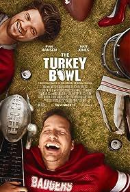 Ryan Hansen, Alan Ritchson, and Matt Jones in The Turkey Bowl (2019)