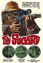 The Suckers Poster