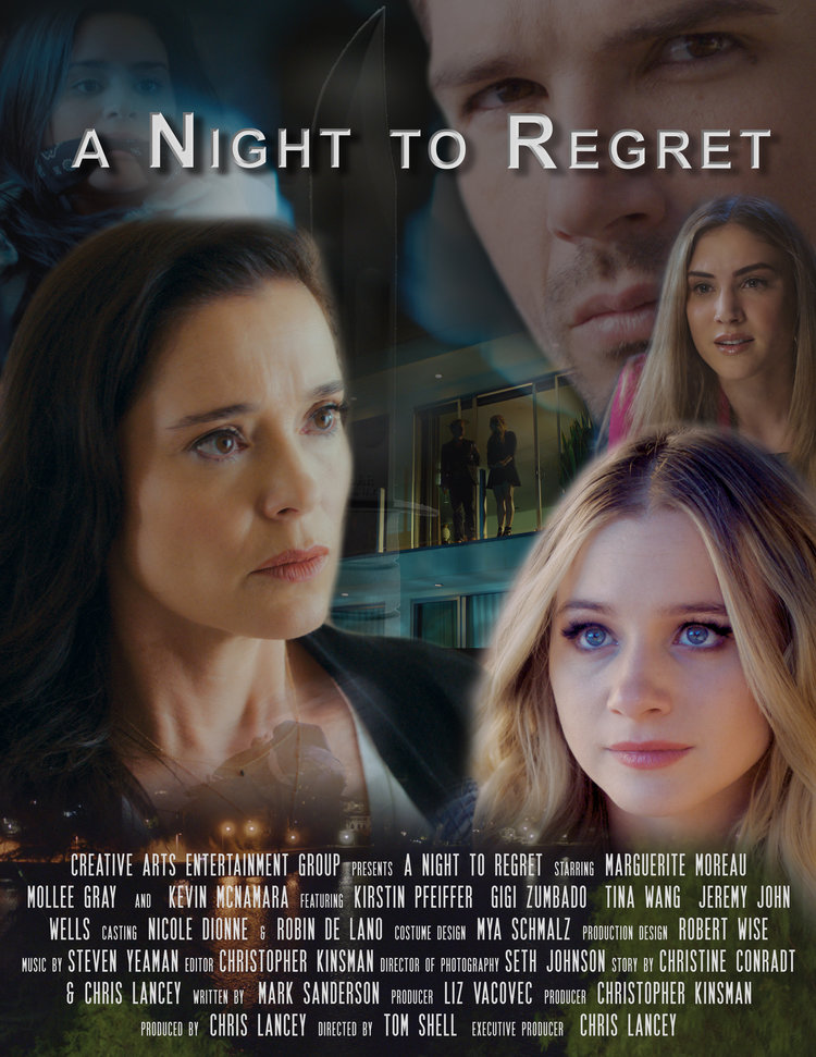 A Night to Regret 2018 Hindi Dubbed 300MB WEB-DL Download