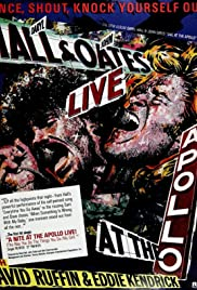 Hall & Oates: Live at the Apollo Poster